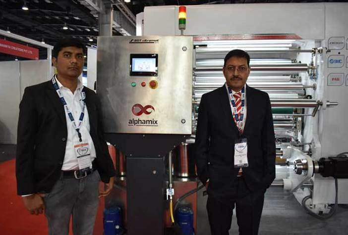 BST eltromat Automation Team at IndiaPlast 2019
