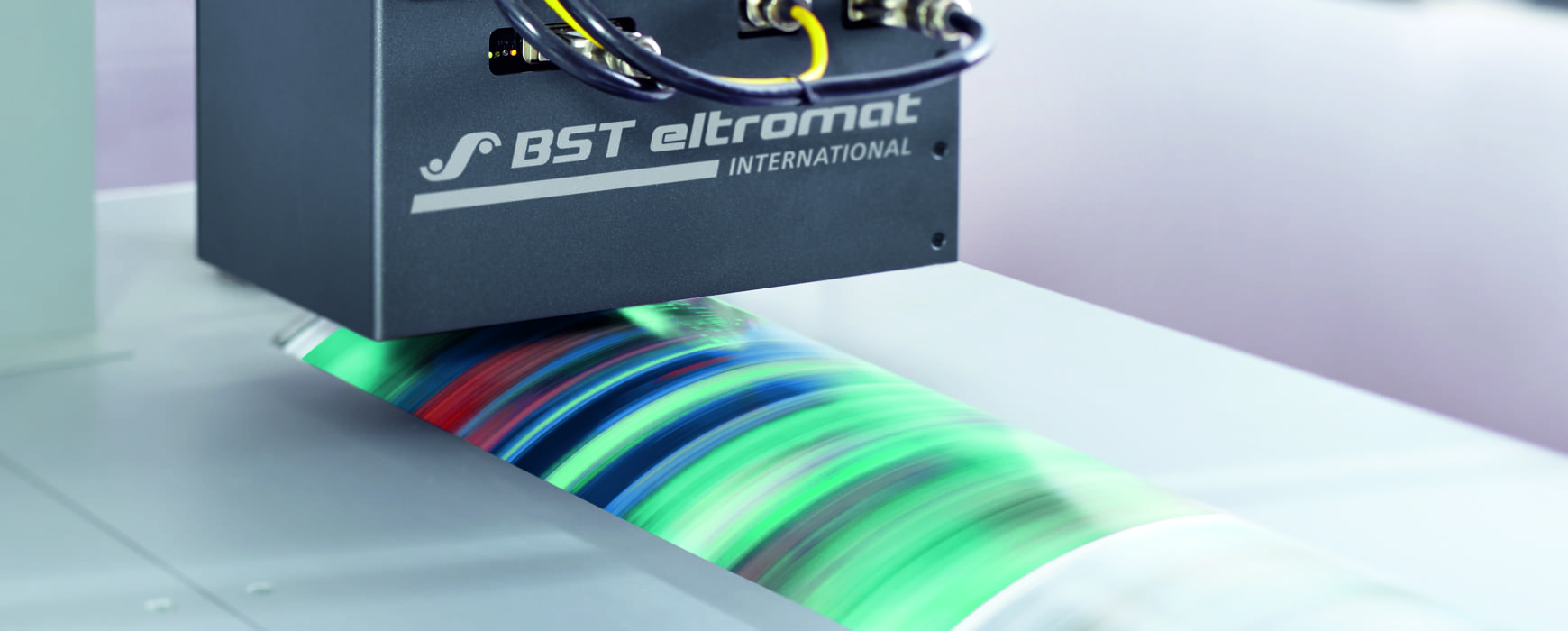 iPQ-SPECTRAL: PRECISE COLOR CONTROL DURING THE PRINTING PROCESS
