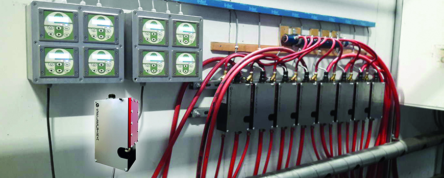 SELEVISCO: AUTOMATIC VISCOSITY CONTROL SYSTEM FOR INKS, GLUES & VARNISHES