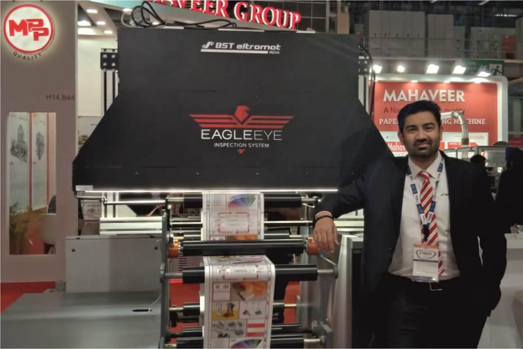 Khuhal Patel at IndiaPlast 2019