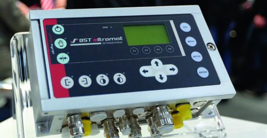BST eltromat Controller Image
