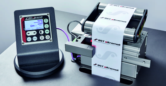 BST eltromat Web Guiding Devices Header Image