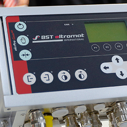 BST eltromat Controllers ekr ProCom 60