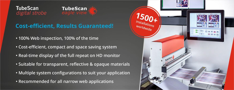 TubeScan Slider Image